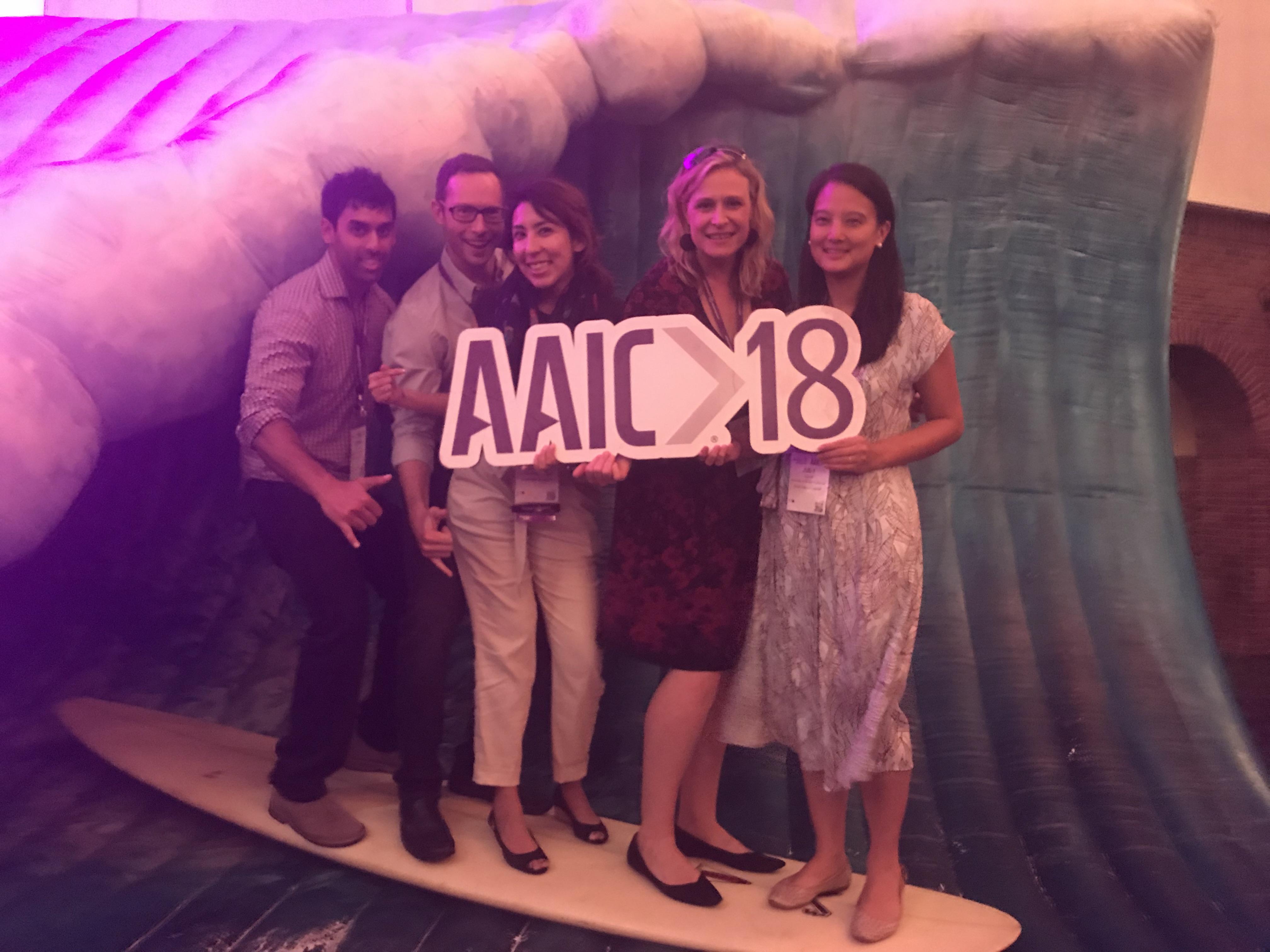 AAIC Surfboard
